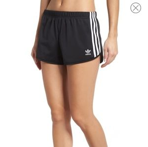 NWT Adidas Black Work Out Running Shorts